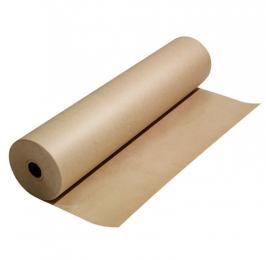 Крафт бумага в рулоне, ширина 84 см, намотка-150м (78г/м2)