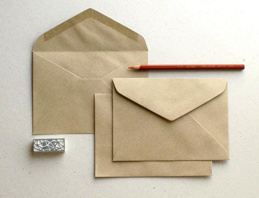 Открытка в конверт с6